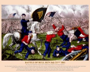 Bull Run - July 21st 1861